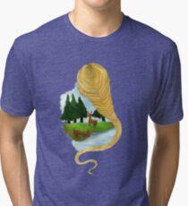 Water Elf Tri-blend T-Shirt