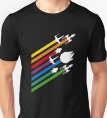 Rebellious Streaks Unisex T-Shirt