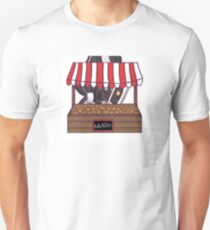 GladOS PotatOes shop Unisex T-Shirt