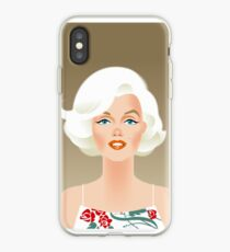 Marilyn Bombshell iPhone Case