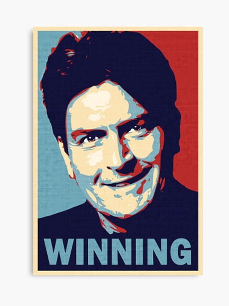 Image result for charlie sheen winning