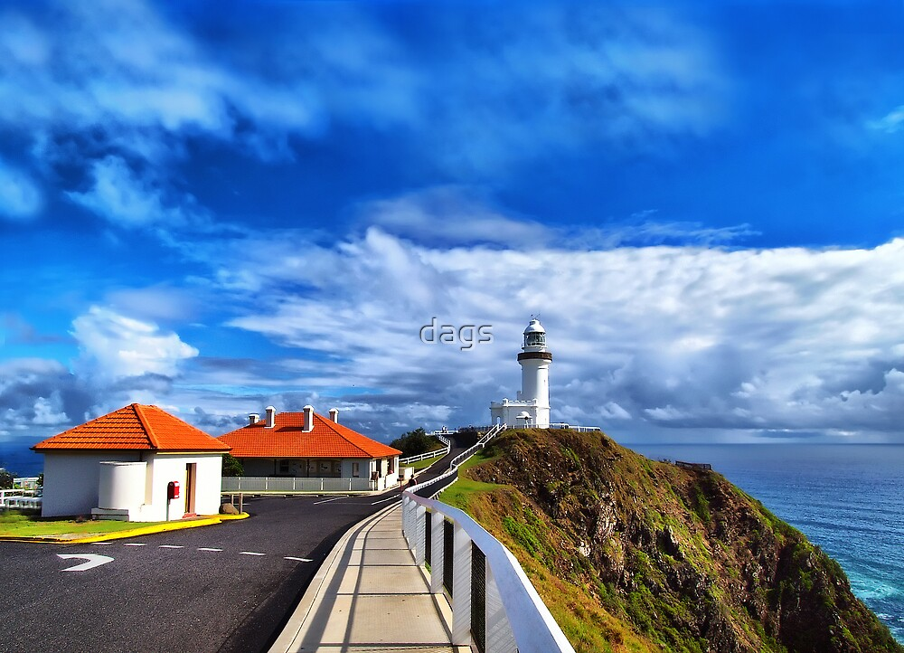 Byron Bay Lighthouse by dags
