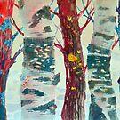 The spring grove by Julia Nikitina