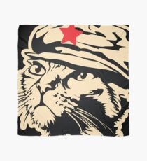 Chairman Meow - Classic Close Scarf