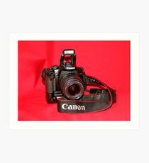 CANON EOS 350D Art Print