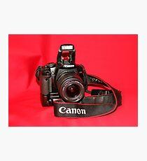 CANON EOS 350D Photographic Print
