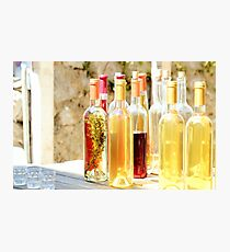 Infusions Photographic Print