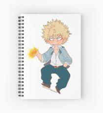 My Hero Academia - Bakugo Katsuki Spiral Notebook