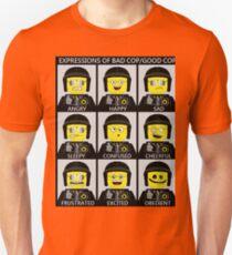 Bad cop Unisex T-Shirt