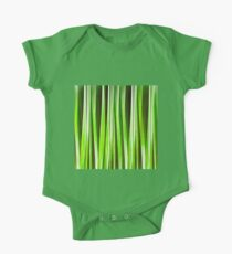 Tropical Green Riverweed One Piece - Short Sleeve