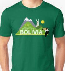 Cochabamba Special Convention: Bolivia 2017 T-Shirt