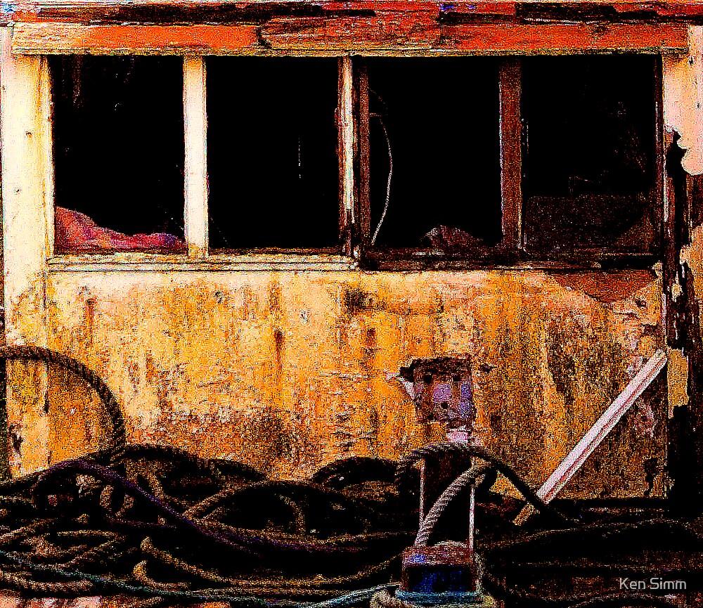 Wreck 2 by Kenart