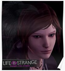 Chloe - Crow - Before the Storm - Life is Strange 1.5 Poster