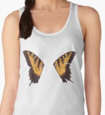 Paramore Butterfly Women's Tank Top