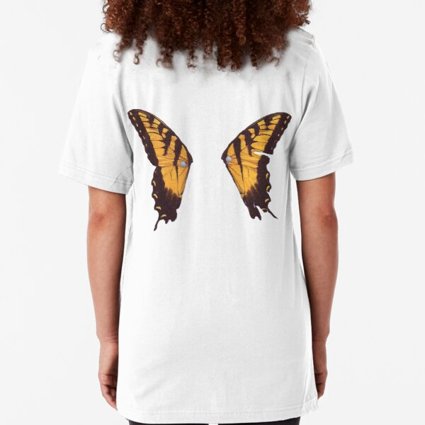 Paramore Butterfly Slim Fit T-Shirt