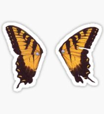 Paramore Butterfly Sticker