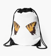Paramore Butterfly Drawstring Bag