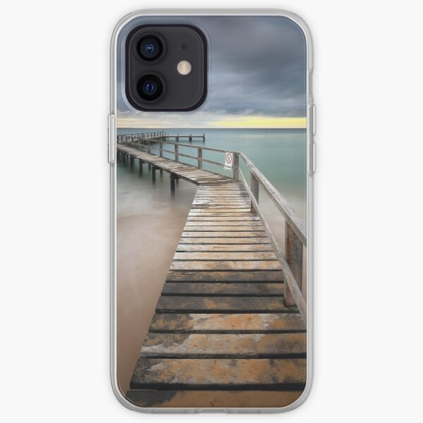 Shelley beach - Portsea iPhone Soft Case
