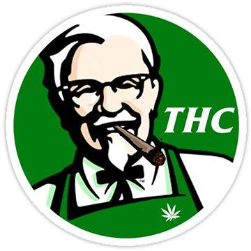 KFC PARODY THC Weed. by MyNameIsVZalaya