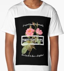 Harry Styles - Two Ghosts Long T-Shirt
