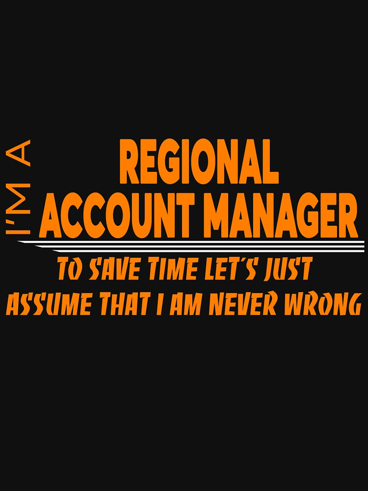 REGIONAL ACCOUNT MANAGER by audioenginee