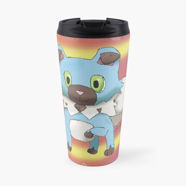 Shiny Rockruff Travel Mug