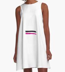 Imbalance A-Line Dress