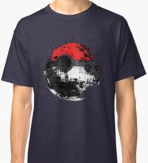 Pokemon Death Star Ultimate ! Classic T-Shirt