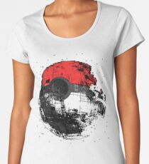 Pokemon Death Star Ultimate ! Women's Premium T-Shirt
