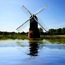 Windmill of your mind by John Dalkin