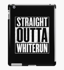 Skyrim - Straight Outta Whiterun iPad Case/Skin