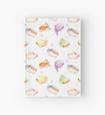 Rainbow Whale Sharks Hardcover Journal
