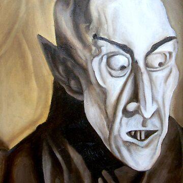 Nosferatu by sirenhill