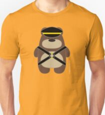 Bear Toy - Leather T-Shirt