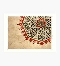 Yeni Cami 2 Art Print