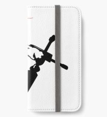 Gundam Barbatos - Glowing Eye iPhone Wallet/Case/Skin