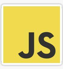 Javascript JS Yellow Sticker