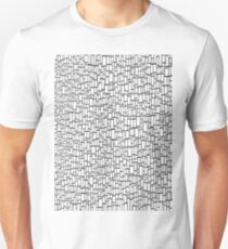 Black & White 3 Unisex T-Shirt