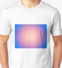 Round Sunset Unisex T-Shirt
