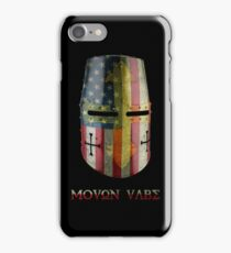 American Templar - Molon Labe iPhone Case/Skin