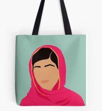 Malala - Feminist Icons & Inspiring Women Tote Bag