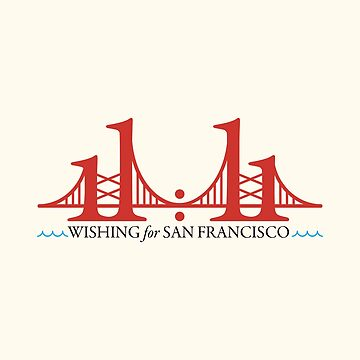 Wishing for San Francisco by AlyOhDesign