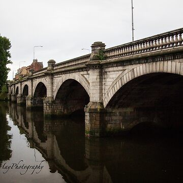 King Georges V Bridge, Glasgow by Photograph2u