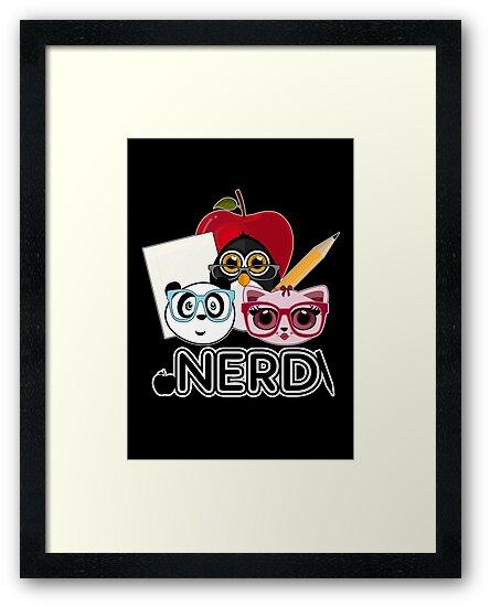 Nerd 2 by Adam Santana