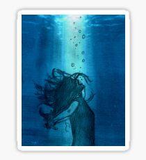 Unterwasser Sticker