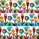 Summer flowers by MajaVeselinovic