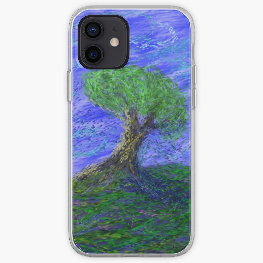 The Breezy Hilltop iPhone Case & Cover