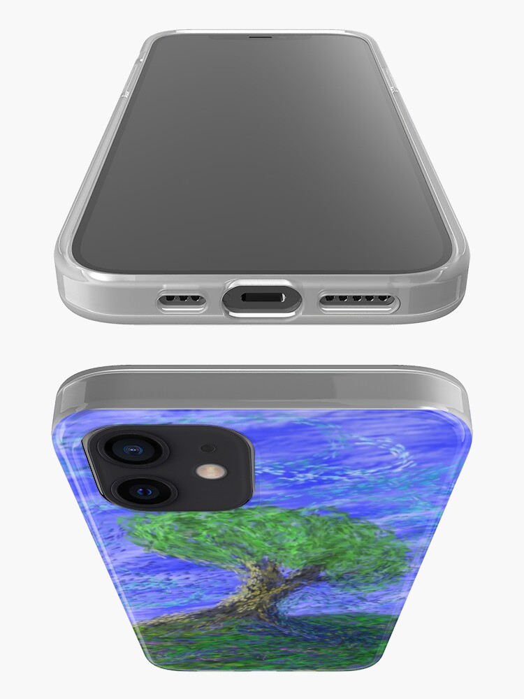 Alternate view of The Breezy Hilltop iPhone Case & Cover