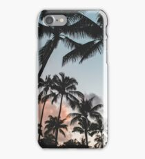 Palm Tree Sunset Phone Case iPhone Case/Skin