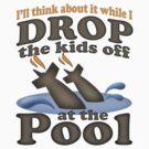 Drop the Kids Off by bunnyboiler